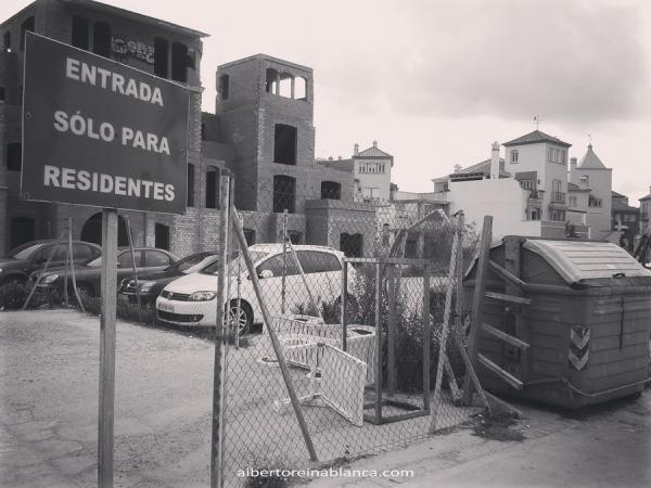 2015-10-10 zona residencial puerto sherry. El Puerto de Santa María.