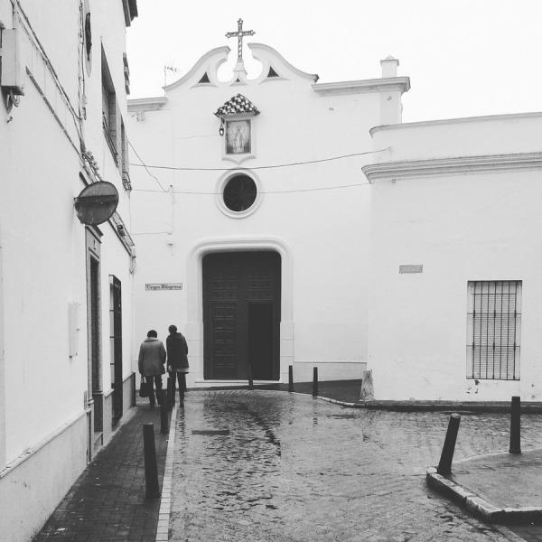 Virgen milagrosa. villafranca de los barros (badajoz) 2016-03-15