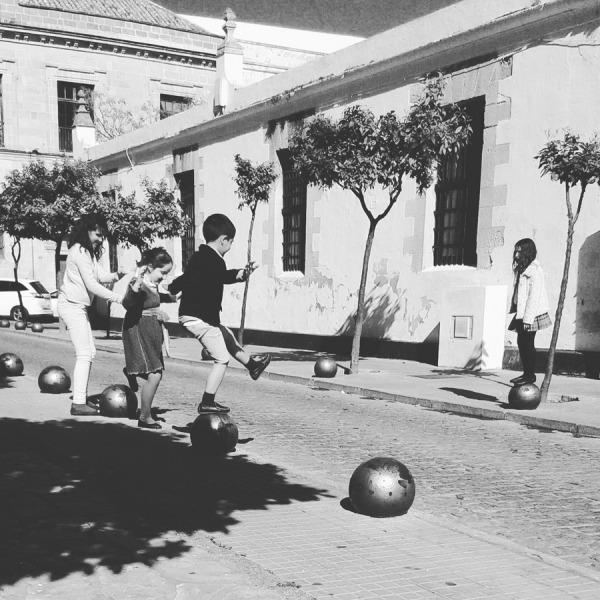 Juego de niños. El puerto de santa maría (cádiz) 2016-03-20