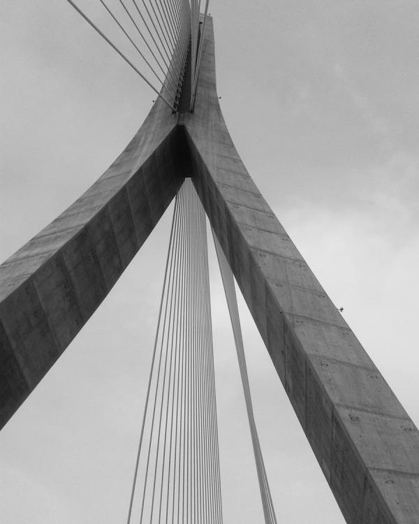 Segundo puente de Cádiz. 2016-04-16