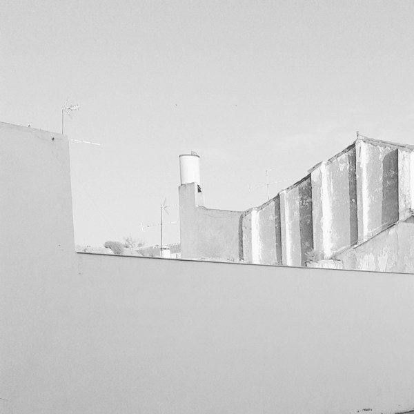 El bidón de uralita. Villafranca de los barros (Badajoz) 2016-05-18