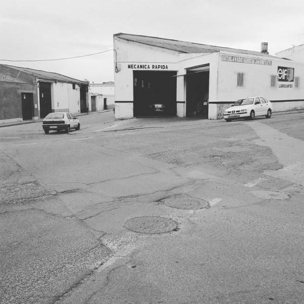 Mecánica rápida. Villafranca de los barros (badajoz) 2016-05-23