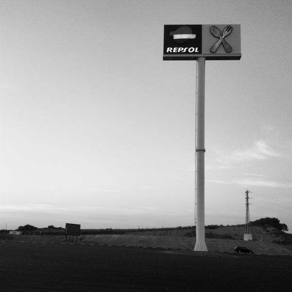 Repsol. Vía de la Plata (Sevilla). 2016-09-11