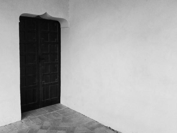 Interior conventual santiaguista. Calera de León (badajoz) 2017-01-11