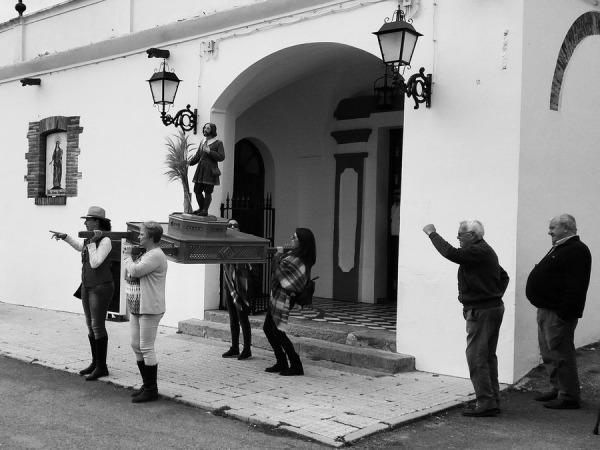 Fiesta de San Isidro, Pallares (badajoz) 2017-04-29