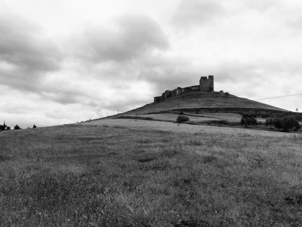 castillo de Montemolín (badajoz) 2017-04-30