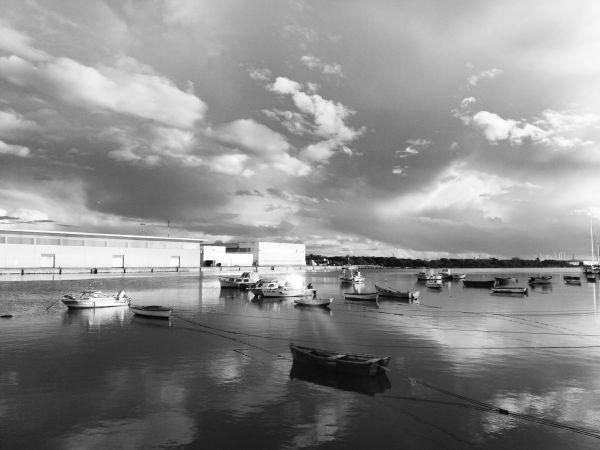 Río Guadalete, El Puerto de santa maría (cádiz) 2018-02-04