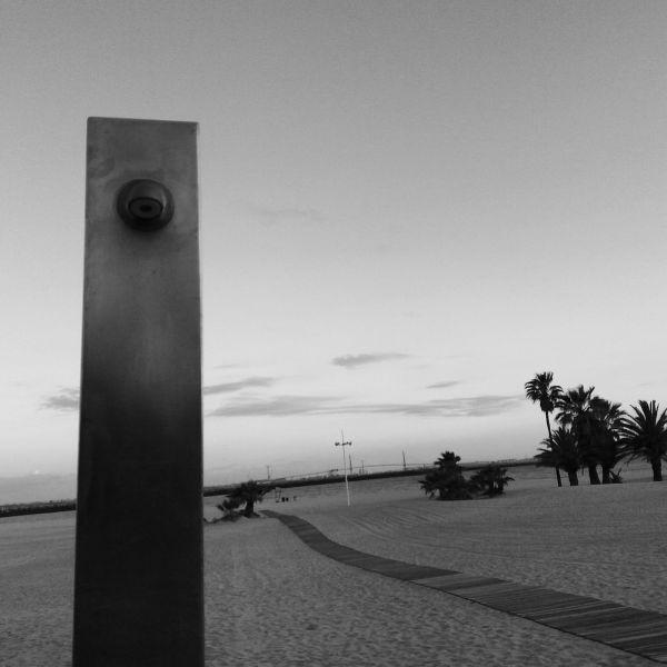 Playa la puntilla. El puerto de santa maría (cádiz) 2018-05-29